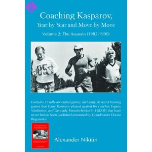 Coaching Kasparov, Year by Year