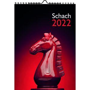 Wandkalender Schach 2022 (A3)
