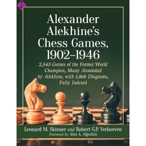 Alekhine's Chess Games 1902 - 1946