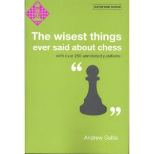 The wisest things ever said about chess