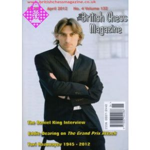 British Chess Magazine April 2012