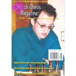 British Chess Magazine May 2012