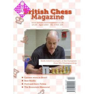 British Chess Magazine - April 2014