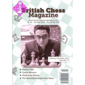 British Chess Magazine - October 2014