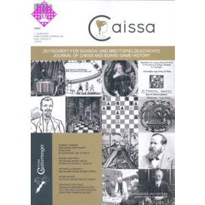 Caissa - Jahresabonnement Ausland EU / 2 Ausgaben