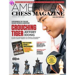 American Chess Magazine - Issue No. 13