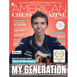 American Chess Magazine - Issue No. 23