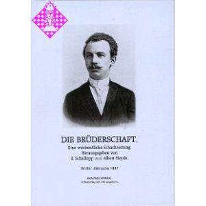 Die Brüderschaft / 3.  Jahrgang  - 1887