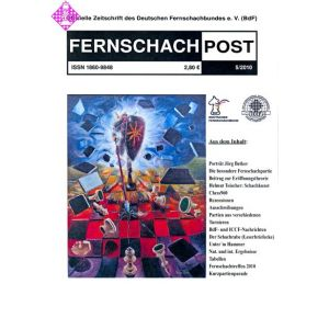 Fernschachpost 5/2010