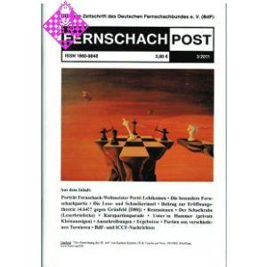 Fernschachpost 3/2011