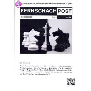 Fernschachpost 4/2020