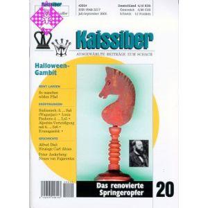 Kaissiber 20 20