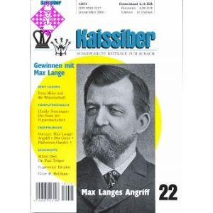 Kaissiber 22 22
