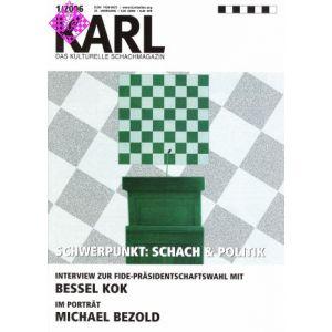 Karl - Die Kulturelle Schachzeitung 2006/1