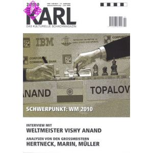 Karl - Die Kulturelle Schachzeitung 2010/2