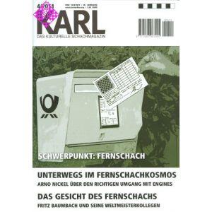 Karl - Die Kulturelle Schachzeitung 2011/4