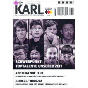 Karl - Die Kulturelle Schachzeitung 2020/3
