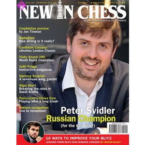 New in Chess Magazine 2018/1