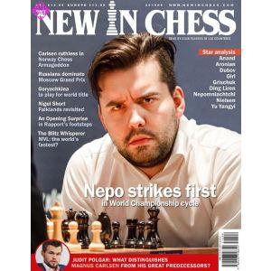New in Chess Magazine 2019/5