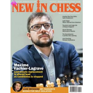 New in Chess Magazine 2020/3