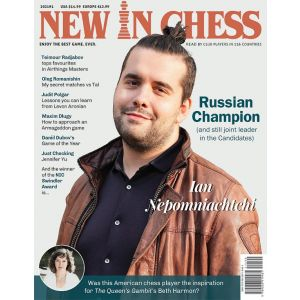 New in Chess Magazine 2021/1