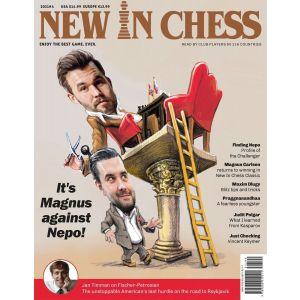 New in Chess Magazine 2021/4