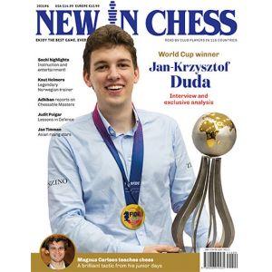 New in Chess Magazine 2021/6