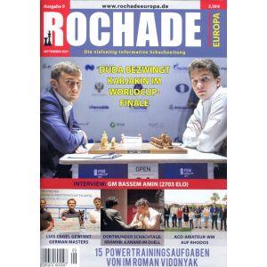 Rochade Europa / September 2021