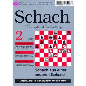 Schach 2 / 2018