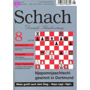 Schach 8 / 2018