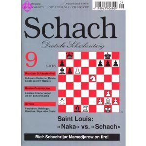Schach 9 / 2018
