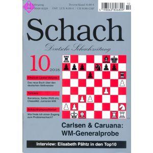 Schach 10 / 2018