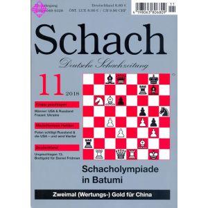 Schach 11 / 2018