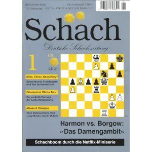 Schach 1 / 2021