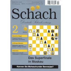 Schach 2 / 2021