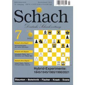 Schach 7 / 2021