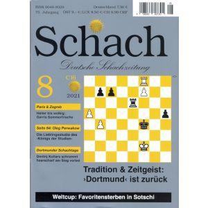 Schach 8 / 2021