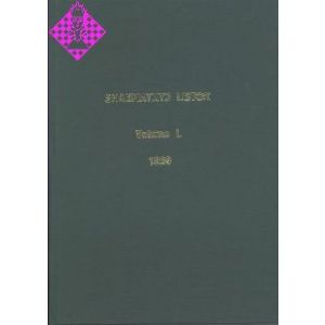 Shakhmatnyj Listok / Vol. I - 1859