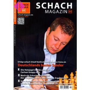 Schach Magazin 64 - 2015/02