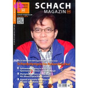 Schach Magazin 64 - 2016/10