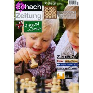 Schach-Zeitung 2012-04