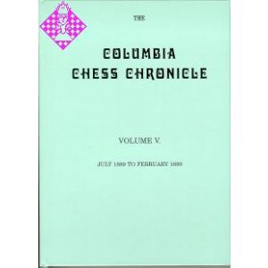 Columbia Chess Chronicle Vol. V