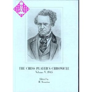 The Chess Player's Chronicle 1845