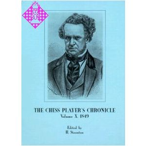 The Chess Player's Chronicle 1850