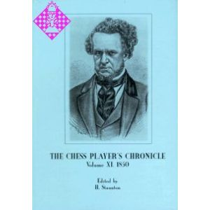 The Chess Player's Chronicle 1851