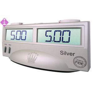 """Schach Timer """"Silver"""""""