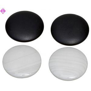 Go Steine, Jitsuyo, 7 mm shell slate