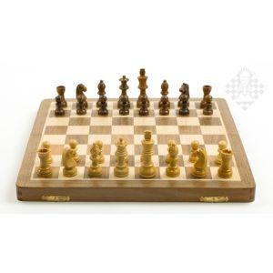 Schachkassette Palisander / Ahorn