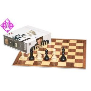 Chess Starter Box Grau
