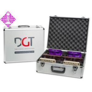 Universal Storage Case for 10 DGT clocks